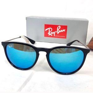 NWT Ray Ban Erika Sunglasses